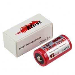 Batterie Accu EFEST IMR 18350 v2 - 800mAh