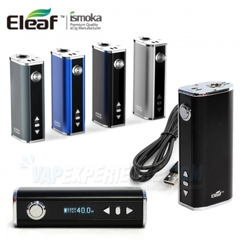 Istick 40W TC Box Mod by Eleaf - Pack complet