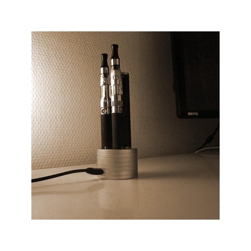 Porte cigarette lectronique support chargeur usb - Porte cigarette electronique voiture ...