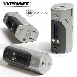 Reuleaux DNA 200 Box Mod Wismec - 200W TC