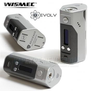 Reuleaux DNA 200 Box Mod Wismec - 200W TC