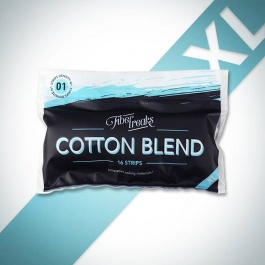 Pads Strips Cotton Blend XL - Fiber Freaks V2