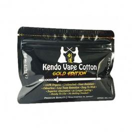 Coton Kendo Vape Cotton Gold Edition - 1 mètre