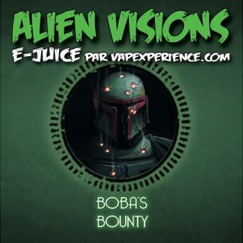 E-Liquide Alien Visions Boba's Bounty - Flacon 12ml
