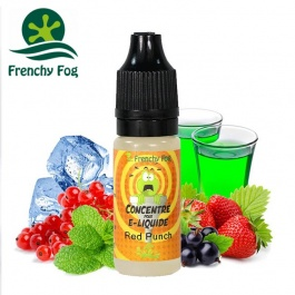 Red Punch by Frenchy Fog - Arôme concentré DIY