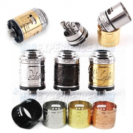 Mephisto V2 dripper Clone ( Copper / Black / Brass)