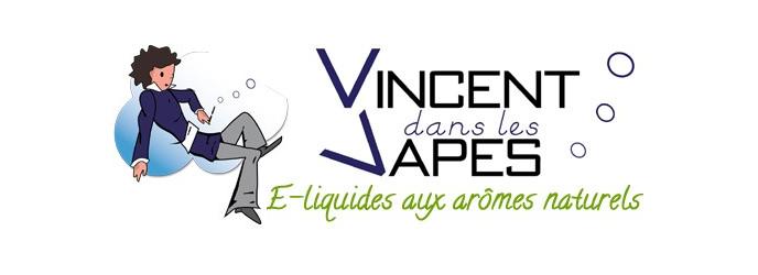 E-liquides VDLV Vincent dans les vapes