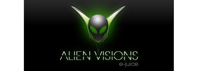 E-liquides Alien Visions