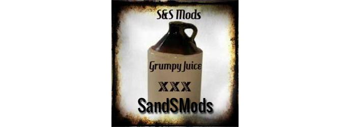 E-liquides SandSmods