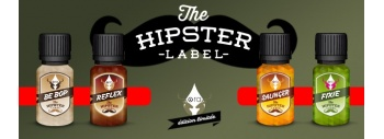 E-Liquide The Hipster Label