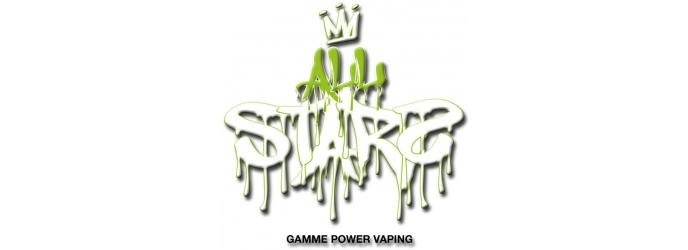 E-Liquide All Starz Vaping