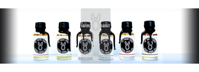E-Liquide The Vaping Rabbit