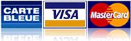 Logo CB visa mastercard Vap Experience