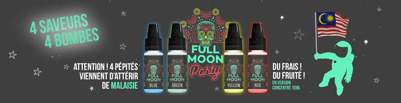 full moon arome diy saveurs diy red yellow blue red
